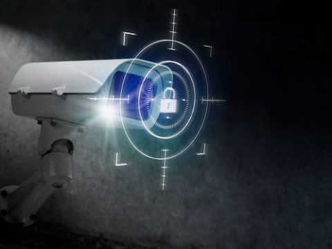 cctv-security-technology-with-lock-icon-digital-remix